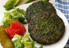سبزی-خشک-کوکو-تره-خوشمزه
